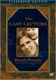 LAST LECTURE BY PAUSH,RANDY (DVD)