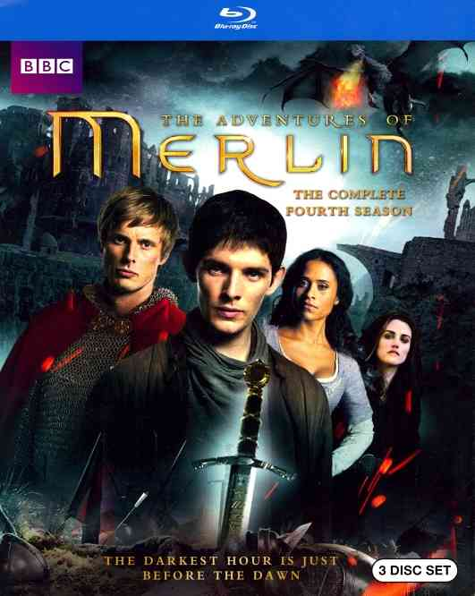 MERLIN:COMPLETE FOURTH SEASON BY MERLIN (Blu-Ray)